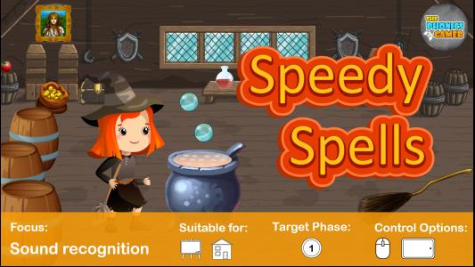 Speedy Spells